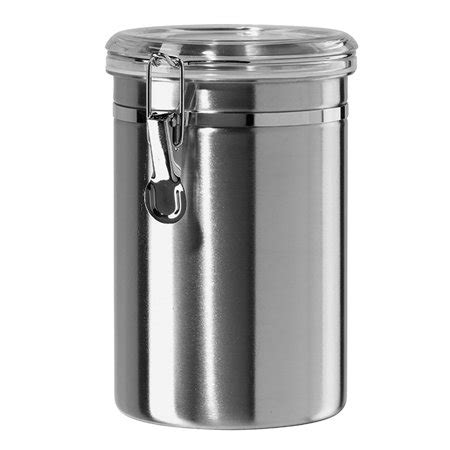airtight kitchen canisters canister set stainless steel beautiful canisters for