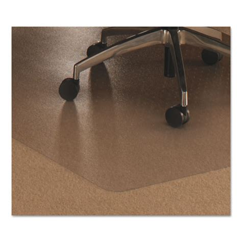 cleartex ultimat polycarbonate chair mat for low med pile