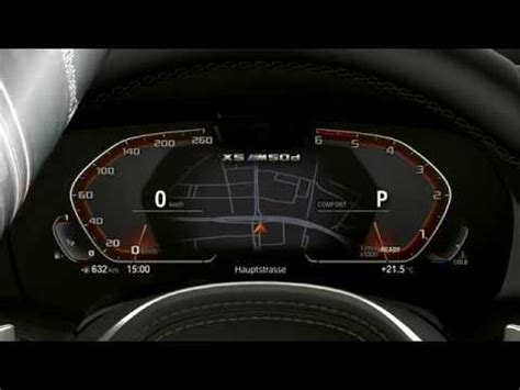 bmw  cockpit professional youtube