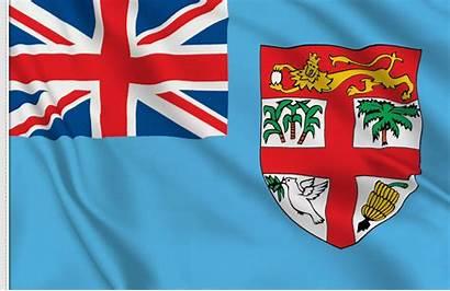 Fiji Flag Flags Oceania Flagsonline Islands Sticker