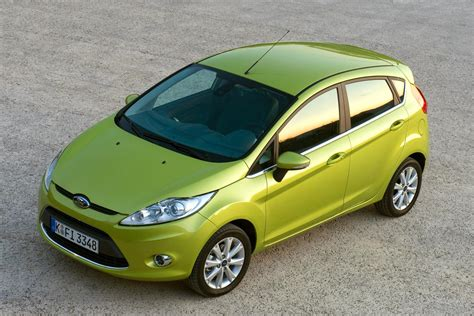 ford fiesta sales explode  europe autoevolution