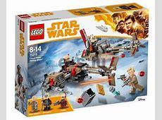 LEGO 75215 Star Wars CloudRider Swoop Bikes Erste Set