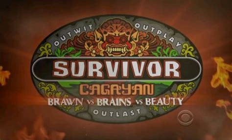 Survivor Spoilers: Cagayan Cast Leaks & Rumors on Survivor ...