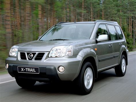 Nissan X Trail Photo by Nissan X Trail Picture 6698 Nissan Photo Gallery