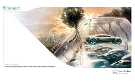 mercedes benz biome seed mercedes benz biome concept car body design