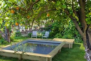 Amenagement Autour Piscine Hors Sol : quelle piscine choisir en fonction de la surface du jardin ~ Nature-et-papiers.com Idées de Décoration