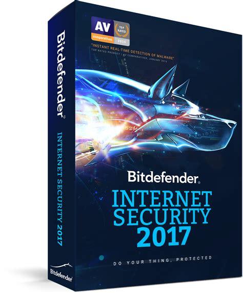 Bitdefender Internet Security, élu Meilleur Antivirus 2017