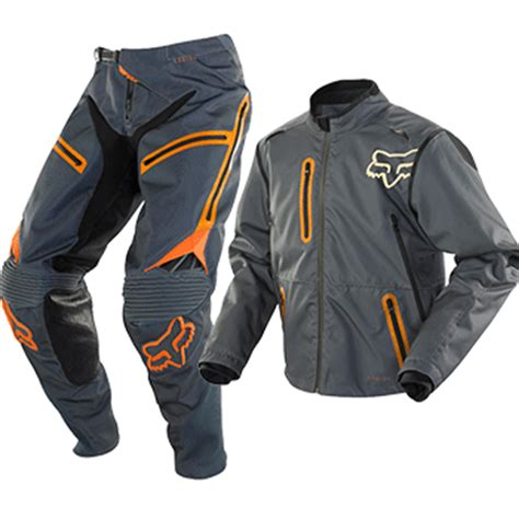 aomcmx  fox legion offroad jacketpants set blckgror