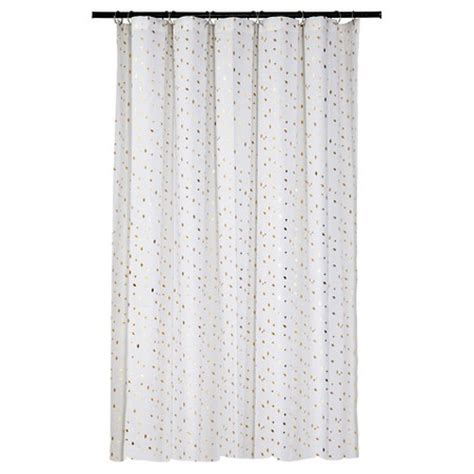 Gold And White Curtains Target by Shower Curtain Gold Room Essentials Target