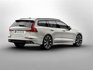 The new Volvo V60 Car Body Design