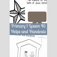 Lesson 46 The Birth Of Jesus Christ (christmas) — Chicken Scratch N Sniff