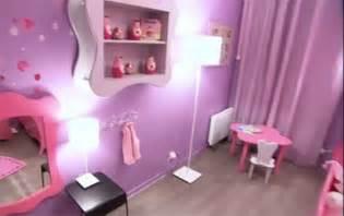 decoration pour chambre peinture chambre fille et blanc