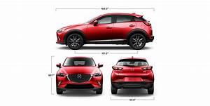 Dimension Mazda 3 : cx3 specs dimensions autos post ~ Maxctalentgroup.com Avis de Voitures