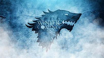 Winter Coming Wallpapers Wolf Thrones