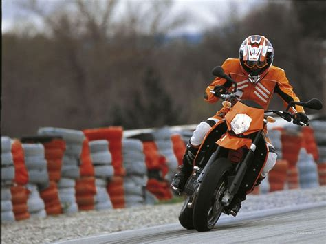 Ktm Motorbikes Supermoto Wallpaper