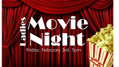 Ladies' Movie Night - Muncie Alliance Church