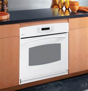 "GE PT916BMBB 30"" Single Electric Wall Oven with 4.4 cu. ft ..."