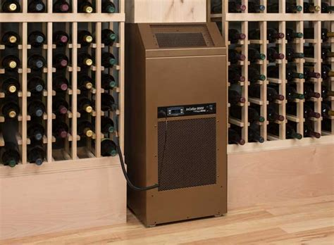 ducted wine cellar cooling systems wine cellar ducted
