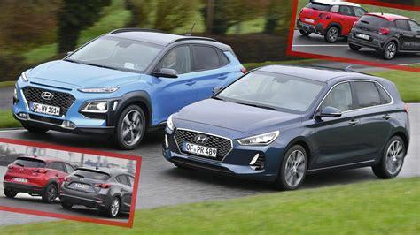 kleine suv vergleich kleine suv gegen kompakte was ist besser der gro 223 e vergleich auto news bild de
