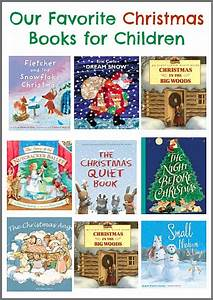 Our Favorite Christmas Books for Kids - Buggy and Buddy