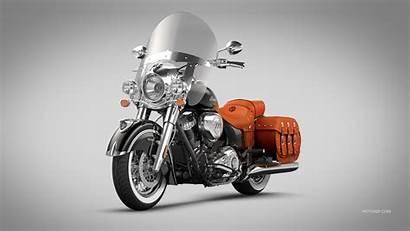 Motorcycle Indian Wallpapers Desktop 4k Chief Ultra