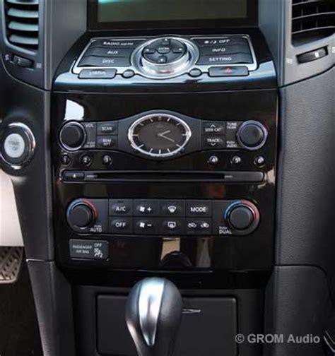 Infiniti Fx35 Grom Usb Mp3 Car Kit Installation