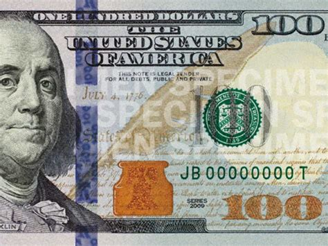 9 Security Features In New $100 Bill  Business Insider