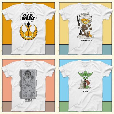 "The Blot Says...: ""Gar Wars"" Star Wars x Garfield T-Shirt ..."