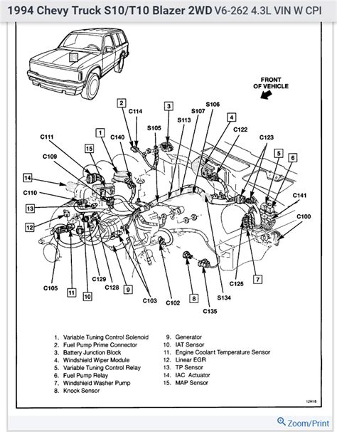 2000 S10 2 2 Fuel Wiring Diagram by 2000 Chevy S10 Fuel Wiring Diagram Schematic