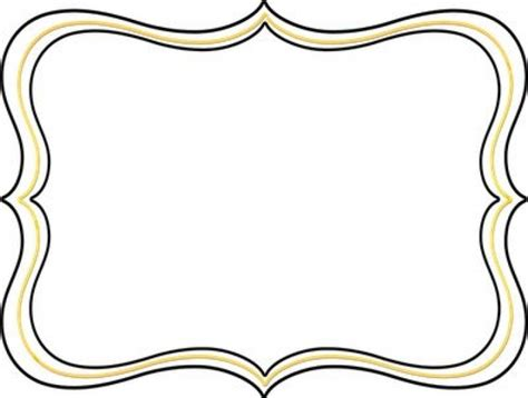 Picture Frame Clipart Picture Frame Clip Free Clipart Best