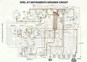 Opel Gt Instruments
