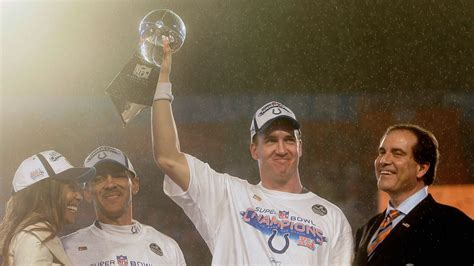 Super Bowl Xli Indianapolis Colts Defeat Chicago Bears 29