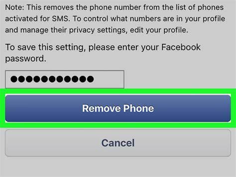 how to remove phone number from how to remove your phone number on 14 steps