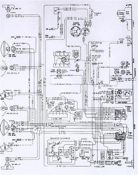 Camaro Engine Forward Light Wiring Schematic