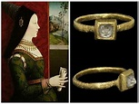 The Engagement Rings | Engagement rings history, Famous ...