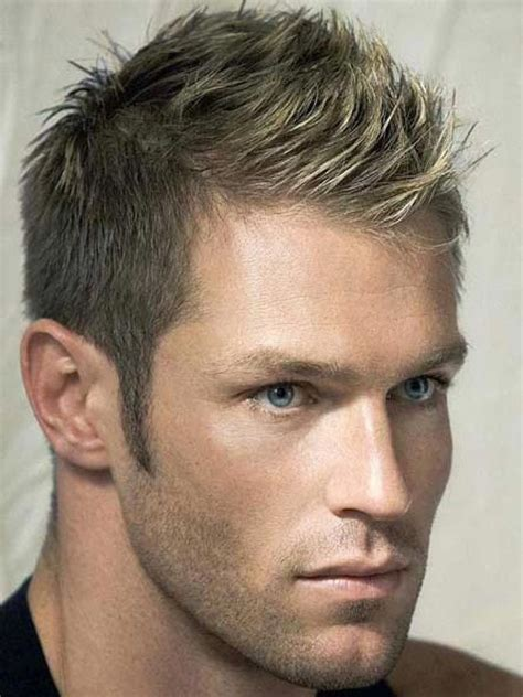 Hairstyles For Thin Hair Guys by Hairstyles For Guys With Thin Hair Hair