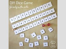 17 Dice Games for Kids that teach early math skills