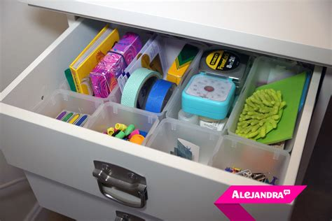 [video] Desk Drawer Organization On A Budget (part 3 Of 4