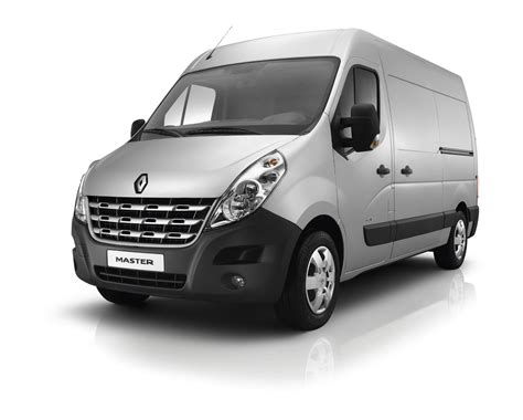 New Renault Master Made In Brazil South America