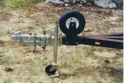 Boat Trailer Nose Wheel by Dolphin24 Org A Website For Dolphin Owners And Others