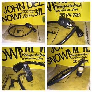 Vintage John Deere Spitfire Kill Switch Am 52102 Vintage
