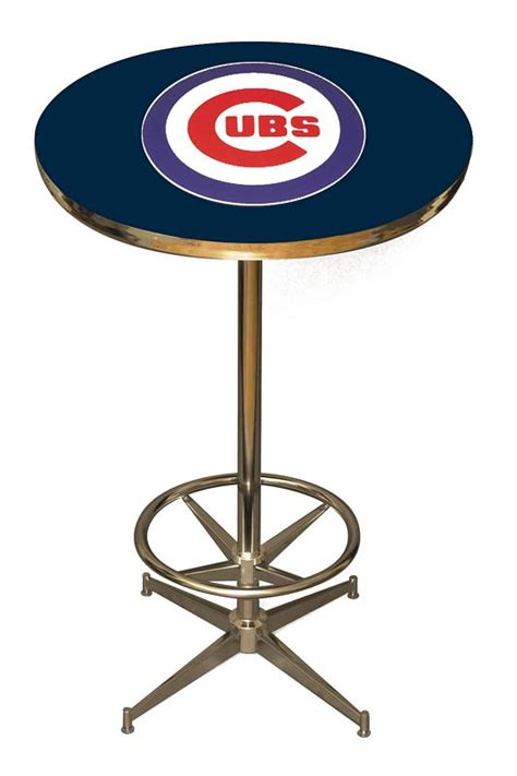 chicago cubs table l chicago cubs pub table chicago cubs pub table