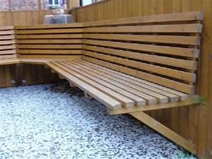 Einfache Holzbank Selber Bauen 50 Coole Garten Ideen F R Gartenbank