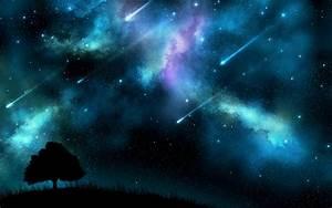 1 Falling Stars HD Wallpapers