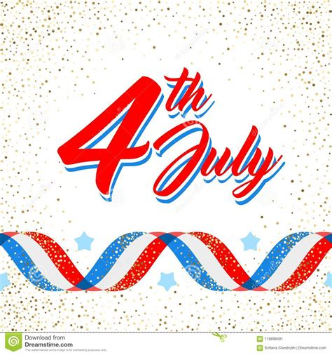 American Independence Day Poster Template, 4th July ...