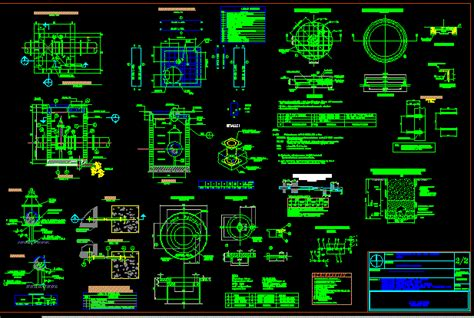 drinking water network extension dwg block  autocad