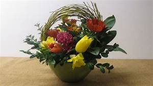 Floristik Deko Ideen : floristik idee f r ostern selber machen deko ideen mit flora shop youtube ~ Eleganceandgraceweddings.com Haus und Dekorationen