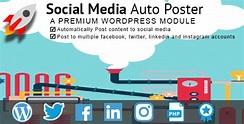 Social Media Auto Poster v4.02 – dwiwa.club