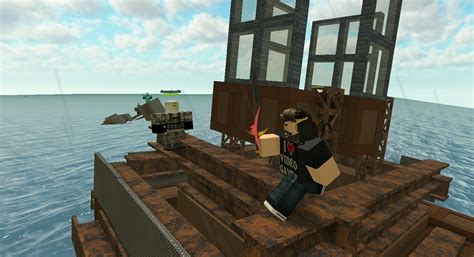 Whatever Floats Your Boat How To Build by Quenty S Title Floats Roblox S Boat Roblox