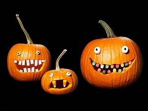 Tricks With Treats: How to Decorate Pumpkins With Candy